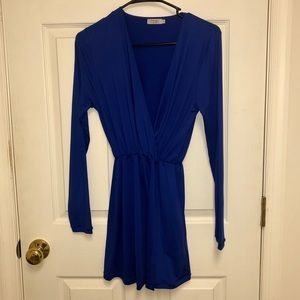 Tobi wrap dress